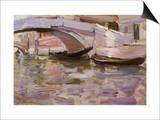 Gondolas  1899