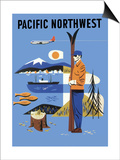 Pacific Northwest  c1956