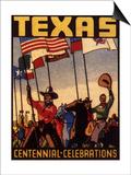 Texas Centennial Celebrations  c1936