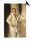 The Earl of Dalhousie  1900