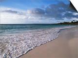 Pink Sands Beach  Harbour Island  Bahamas  Atlantic Ocean  Central America