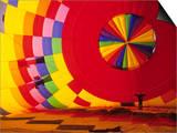 Hot Air Balloon  Albuquerque  New Mexico  USA
