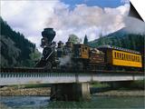 Durango-Silverton Line  CO