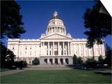 State Capitol Building  Sacramento  CA