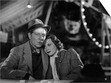 Jean Gabin and Michele Morgan: Le Quai Des Brumes  1938