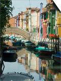 Burano  Island Near Venice  Veneto  Italy