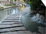 Riverwalk  San Antonio  Texas  USA