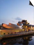 Guggenheim Modern Art Museum Designed by Frank Gehry  Bilbao  Basque Country  Euskadi  Spain