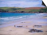 Pentire Point  Polzeath  Cornwall  England  United Kingdom