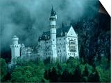 Castle  Neuschwanstein  Germany