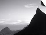 Corcovado Statue  Rio de Janeiro  Brazil