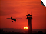 Long Beach Airport Control Tower  CA