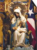 Old San Juan Cathedral  Puerto Rico