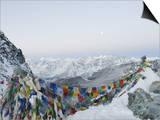 Cho La Pass  Solu Khumbu Everest Region  Sagarmatha National Park  Himalayas  Nepal  Asia