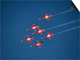 Aerobatic Team  Patrouille Swiss  Switzerland  Europe