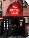 Cavern Club  Mathew Street  Liverpool  Merseyside  England  United Kingdom  Europe