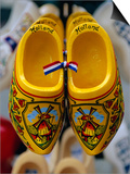 Wooden Clogs  Amsterdam  Holland