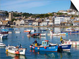 St Ives  Cornwall  England  United Kingdom  Europe