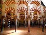 Mezquita  UNESCO World Heritage Site  Cordoba  Andalusia  Spain  Europe