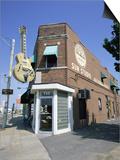 Sun Studios  Memphis  Tennessee  United States of America  North America