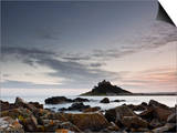 St Michael's Mount  Marazion  Cornwall  England  United Kingdom  Europe