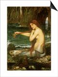 A Mermaid  1901
