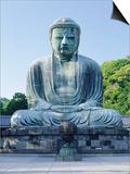 Daibusu (The Great Buddha)  Kamakura  Tokyo  Japan