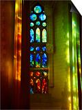 Sagrada Familia  UNESCO World Heritage Site  Barcelona  Catalonia  Spain  Europe