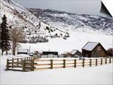 Barn Near Snowmass Village  Aspen Region  Rocky Mountains  Colorado  USA