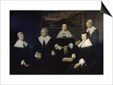 Women Regents of the Haarlem Almshouse