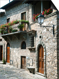 Montefioralle  Greve in Chianti  Firenze Province  Tuscany  Italy  Europe
