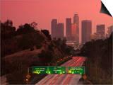 Route 110  Los Angeles  California  United States of America  North America