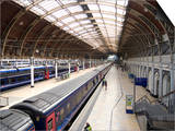 Paddington Railway Station  London  W2  England  United Kingdom  Europe