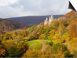 Castell Coch  Tongwynlais  Cardiff  South Wales  Wales  United Kingdom  Europe