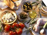 Ingredients for Mediterranean Dishes