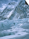 Khumbu Ice Fall  Everest  Nepal