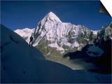Pumori Landscape Everest  Nepal