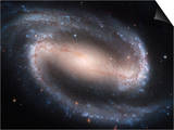 Beautiful Barred Spiral Galaxy NGC 1300  Hubble Space Telescope