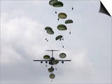 August 21  Army Soldiers Jump out of a C-17 Globemaster III