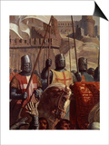 Knights  from Battle of Ascalon  18 November 1177