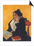Van Gogh: L'Arlesienne  1888