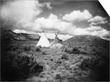 Apache Tepees  C1909