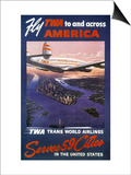 Trans-World Airlines 1950S