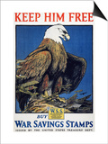 World War I: Saving Stamps