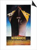 Steamship Normandie  C1935