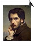 Self Portrait  c1855