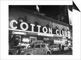 Harlem: Cotton Club  1930s