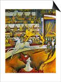 Seurat: Circus  1891