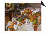 Cezanne: Table  1888-90