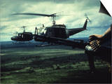 Air and Space: US Army Bell UH-1 Iroquois